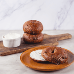 Load image into Gallery viewer, Cranberry Walnut Bagel - Wildflour To-Go