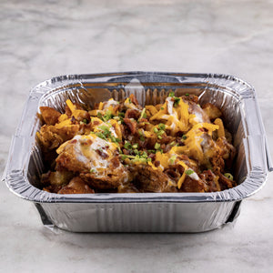 Crispy Potatoes - Wildflour To-Go