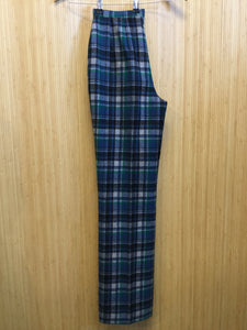 Pendleton Wool High Waist Pants (XS)