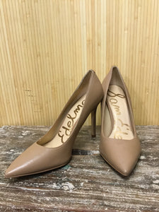 Sam Edelman Leather Pumps (8.5)