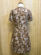 Load image into Gallery viewer, Floral Short Sleeve Dress (S)