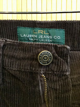 Load image into Gallery viewer, Ralph Lauren Bootcut Corduroy Pants (M)