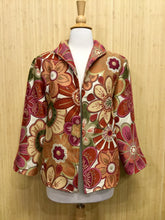 Load image into Gallery viewer, Painted Pony Floral Blazer (M)