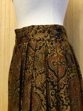 Load image into Gallery viewer, JH Collectibles Paisley Midi Skirt (XS)