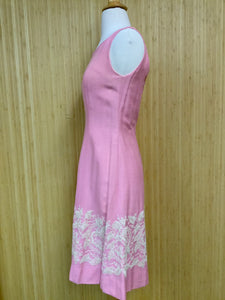 Hayette New York Embroidered Dress (XS)