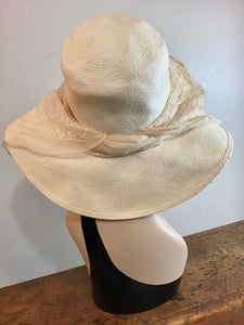 J. Peterman Straw Hat