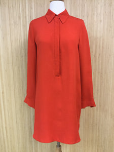 Vince Collared Shirt Dress (M)