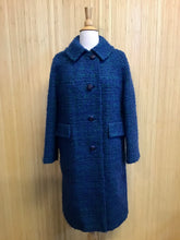 Load image into Gallery viewer, 1960's Tweed Coat (M)
