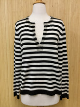 Load image into Gallery viewer, Talbots Striped Top (L)