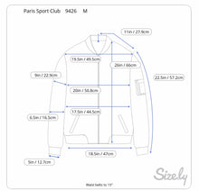 Load image into Gallery viewer, Paris Sport Club Suede Bomber (M)