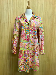 Vintage Marshall Fields Colorful Jacket (M)