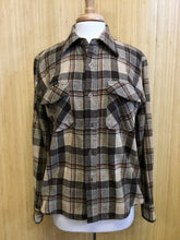 Load image into Gallery viewer, Christopher Rand Flannel Top (L)