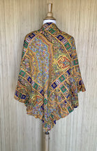 Load image into Gallery viewer, Boho Print Vintage Shawl