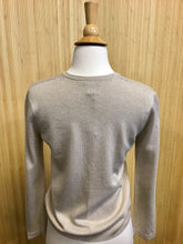 Load image into Gallery viewer, Zelda Silk and Cashmere Cardigan (S)