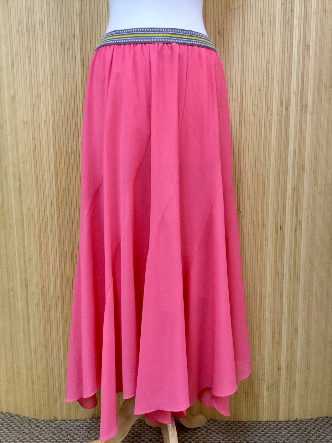 Vanessa Virginia Chiffon Skirt (M)