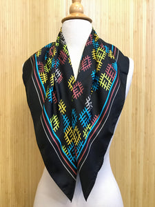 MIT Engineering Silk Scarf