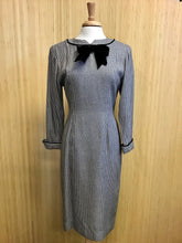 Load image into Gallery viewer, Vintage Houndstooth Depeche Mode Dress (M)