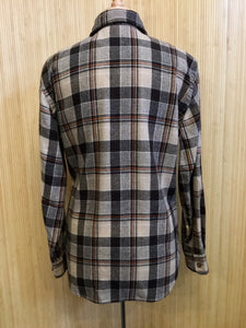 Christopher Rand Flannel Top (L)