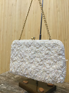 Beaded and Sequined Purse