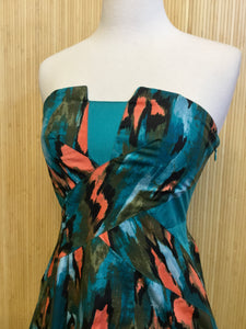 Girls from Savoy Strapless Dress (XS)
