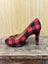 Load image into Gallery viewer, Kelly & Katie Plaid Stilettos (7)
