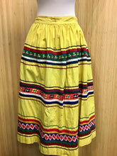 Load image into Gallery viewer, Vintage Seminole Skirt (S)
