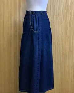 Sasson Denim Skirt (XS)