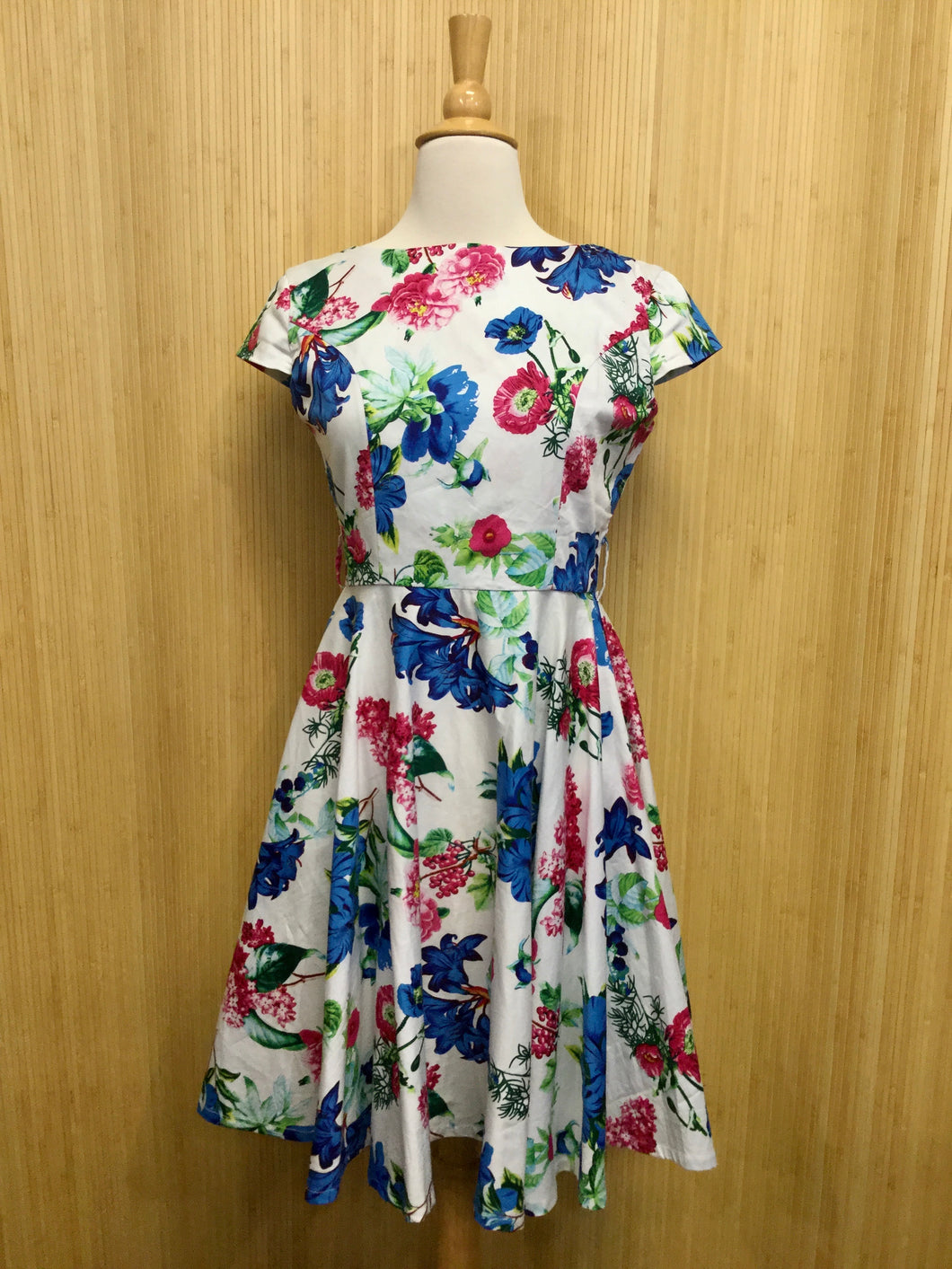 Chicanary Floral Dress (S)