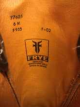 Load image into Gallery viewer, Frye Pointed Toe Knee High Boots (6.5)