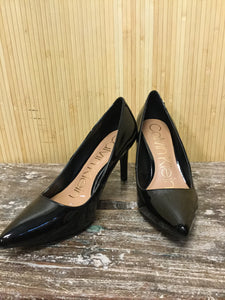 Calvin Klein Patent Leather Pumps (6)