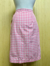 Load image into Gallery viewer, Vintage Handmade Gingham Skirt (S)