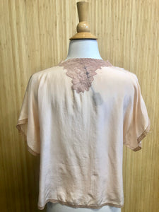 Vintage Silk Night Shirt
