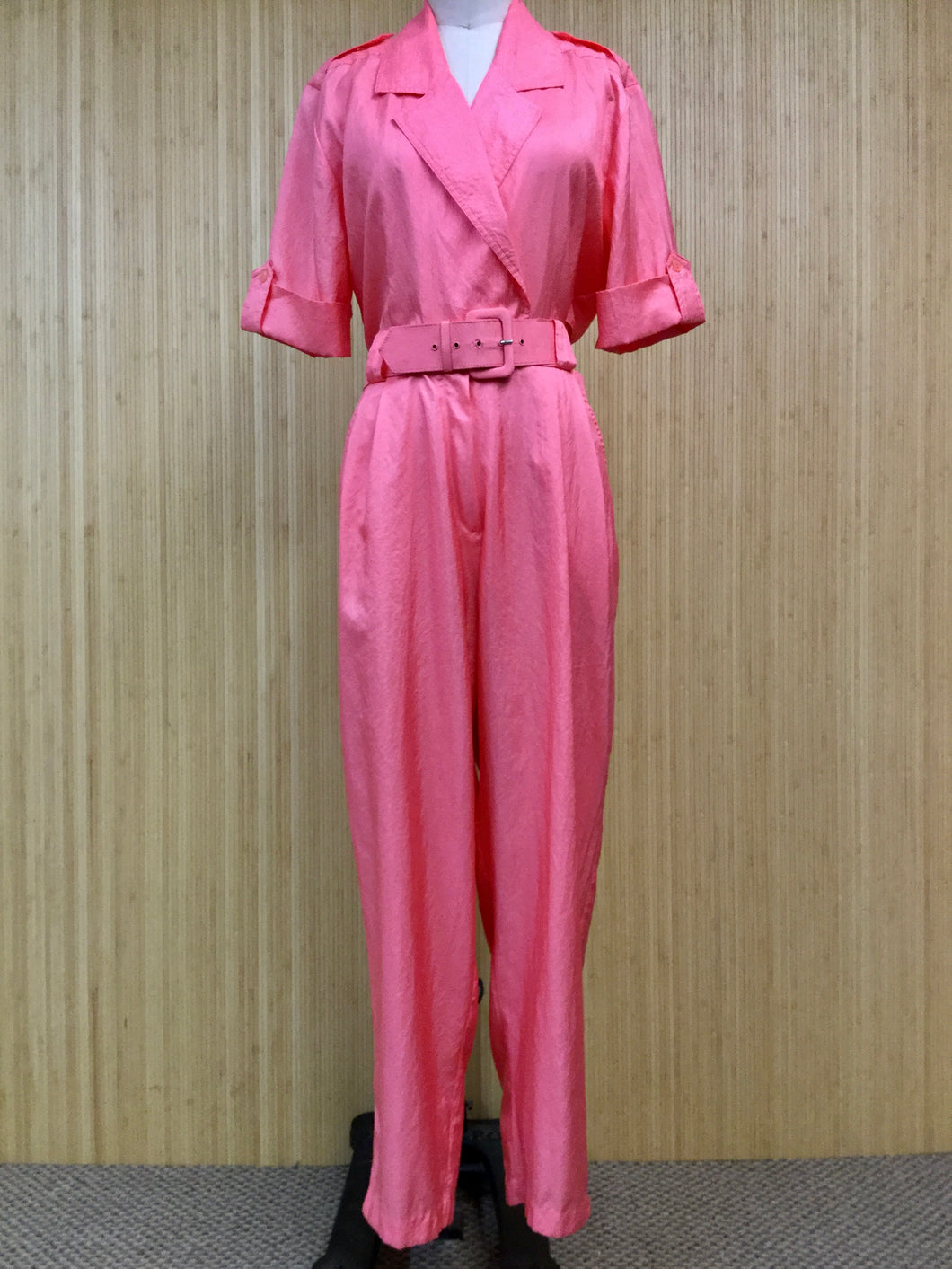 Westbound Short Sleeve Jumpsuit (S)