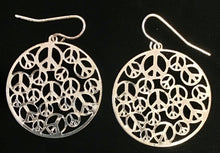 Load image into Gallery viewer, Peace Earrings