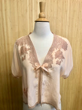 Load image into Gallery viewer, Vintage Silk Night Shirt