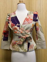 Load image into Gallery viewer, Elevenses Patchwork Blazer (XXS)