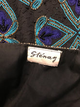 Load image into Gallery viewer, Stènay Beaded & Embroidered Top (M)