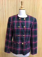 Load image into Gallery viewer, Vintage Pendleton Plaid Blazer (M)