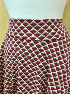 Effie's Heart Strawberry Skirt (M)