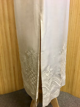 Load image into Gallery viewer, Talbots Silk Doupioni Maxi Skirt (M)