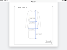 Load image into Gallery viewer, Allen B Cut-Out Shift Dress (L)