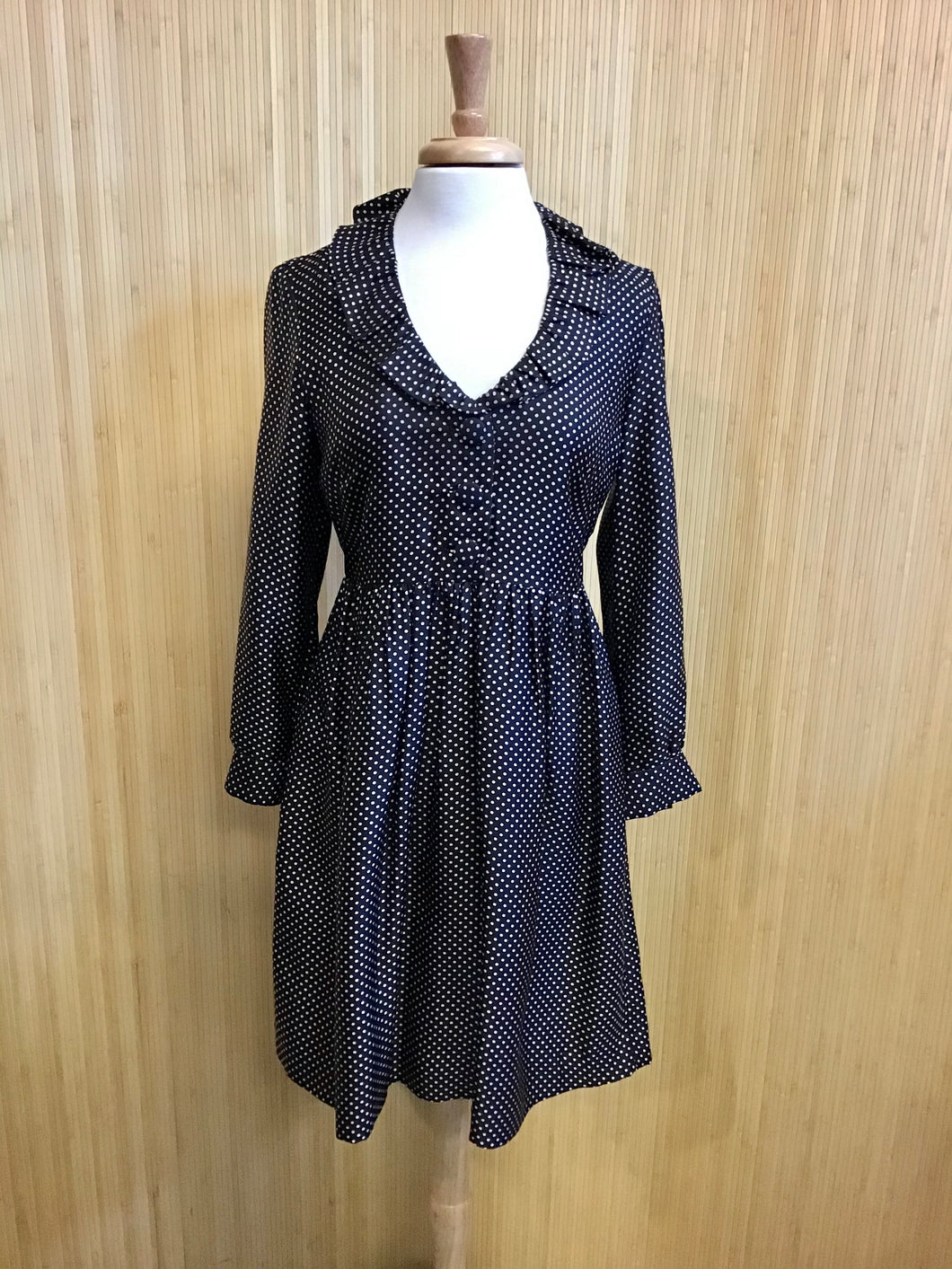 J.Crew Polka Dot Dress (L)
