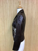 Load image into Gallery viewer, Laundry by Shelli Segal Leather Jacket (XS)