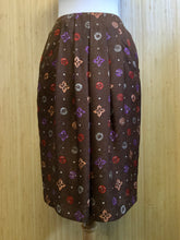 Load image into Gallery viewer, Ann Klein Silk Skirt (XS)
