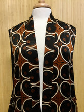 Load image into Gallery viewer, J. Peterman Long Silk Vest (OS)