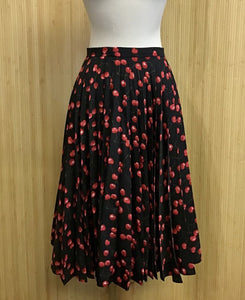 Talbots Cherry Skirt (XL)