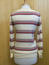 Load image into Gallery viewer, Vintage Boat Neck Sweater (S)
