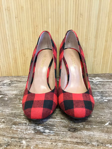 Kelly & Katie Plaid Stilettos (7)