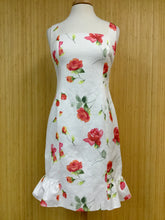 Load image into Gallery viewer, Rickie Freeman for Teri Jon Floral Dress (L)