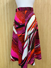 Load image into Gallery viewer, Vibrant Midi Skirt (M)